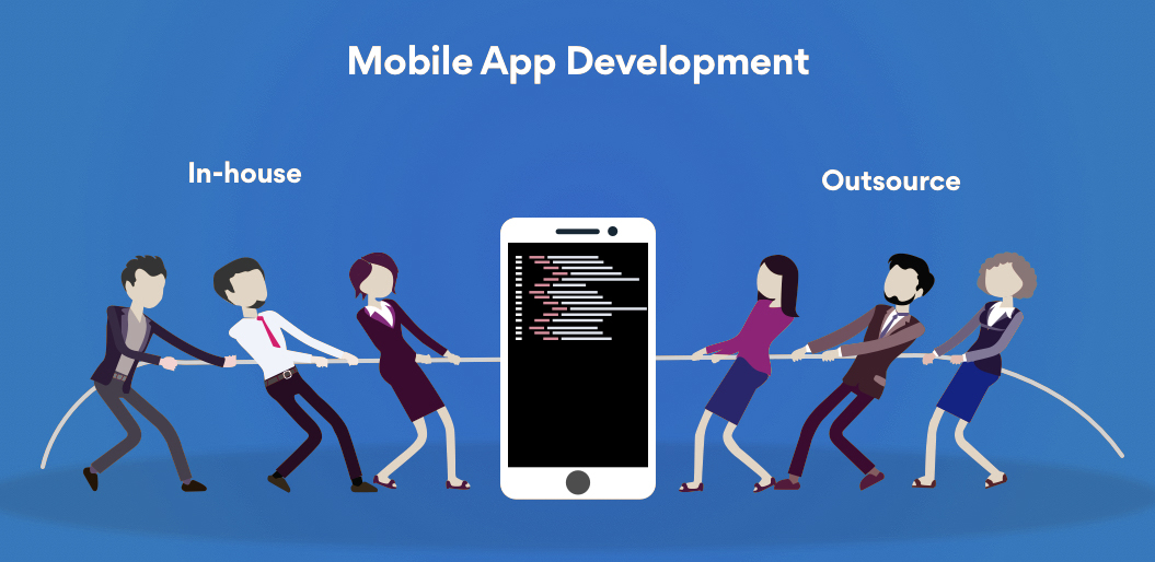 Outsourcing Mobile Application Development