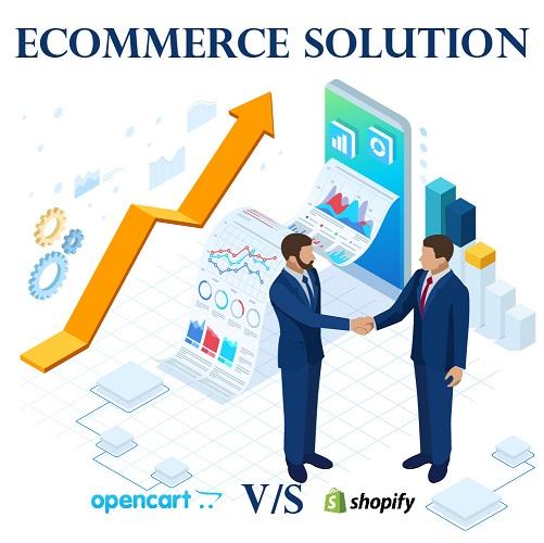 Opencart vs. Shopify