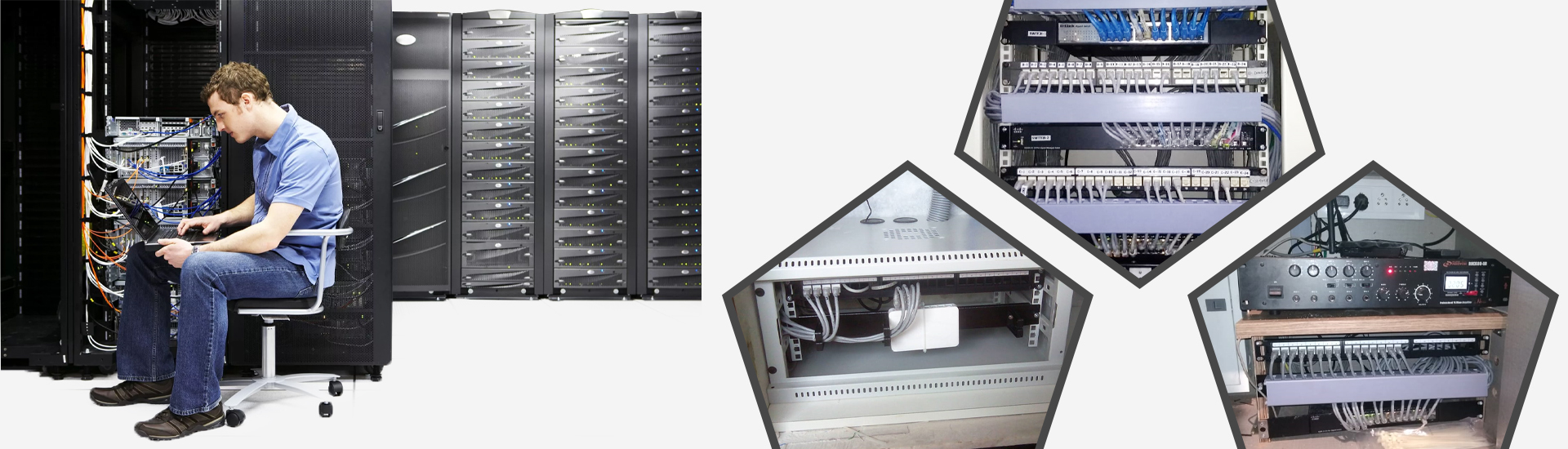 Structured Network Cabling in Surat Gujarat