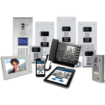 Video Intercom System (Video Door Phone) in Surat Gujarat