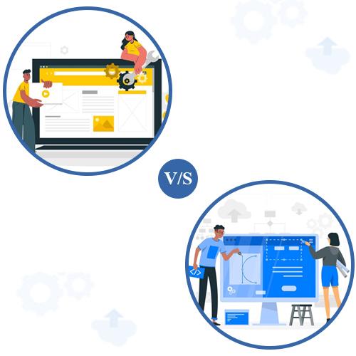 Web Design vs Graphic Design - from Premware Services