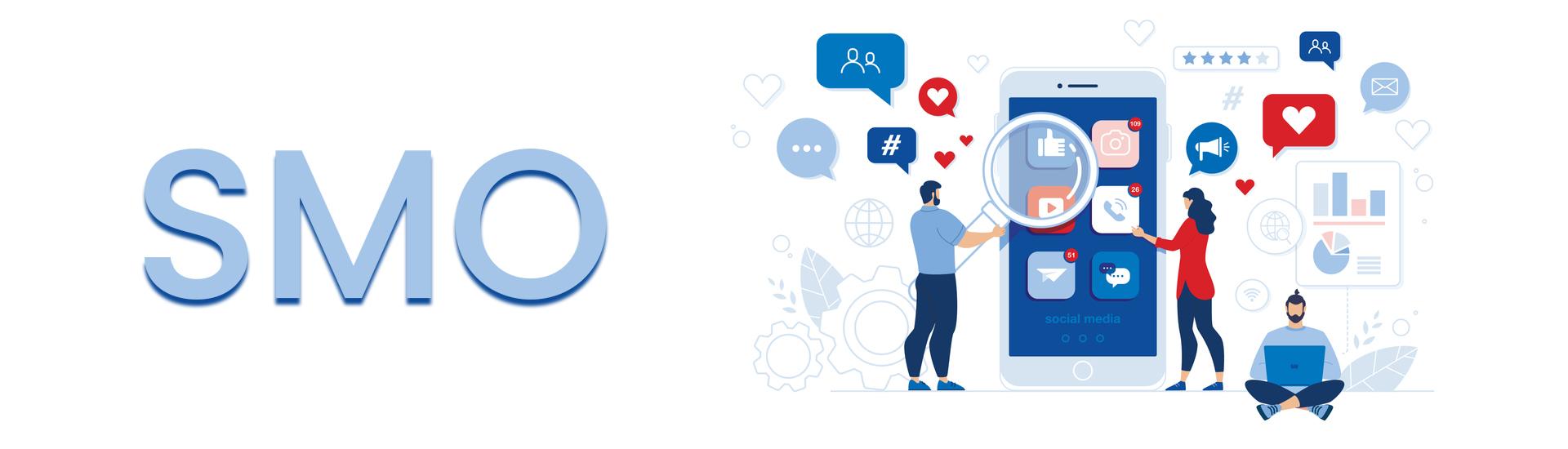 SMO Social Media Optimization Services