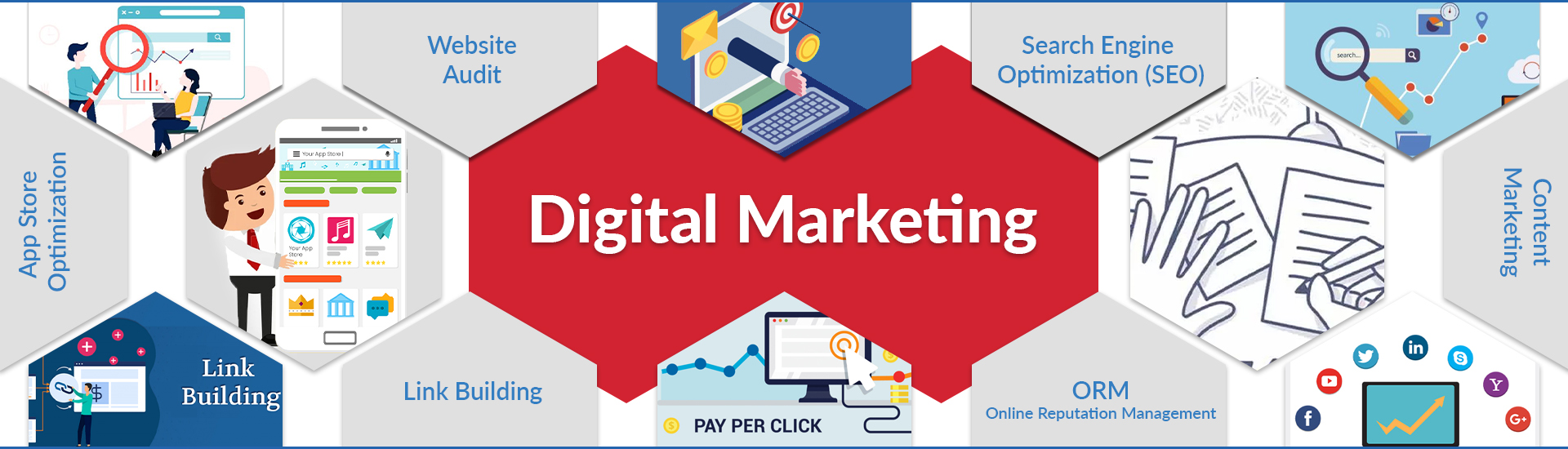 Digital Marketing in Surat Gujarat India - Premware Services