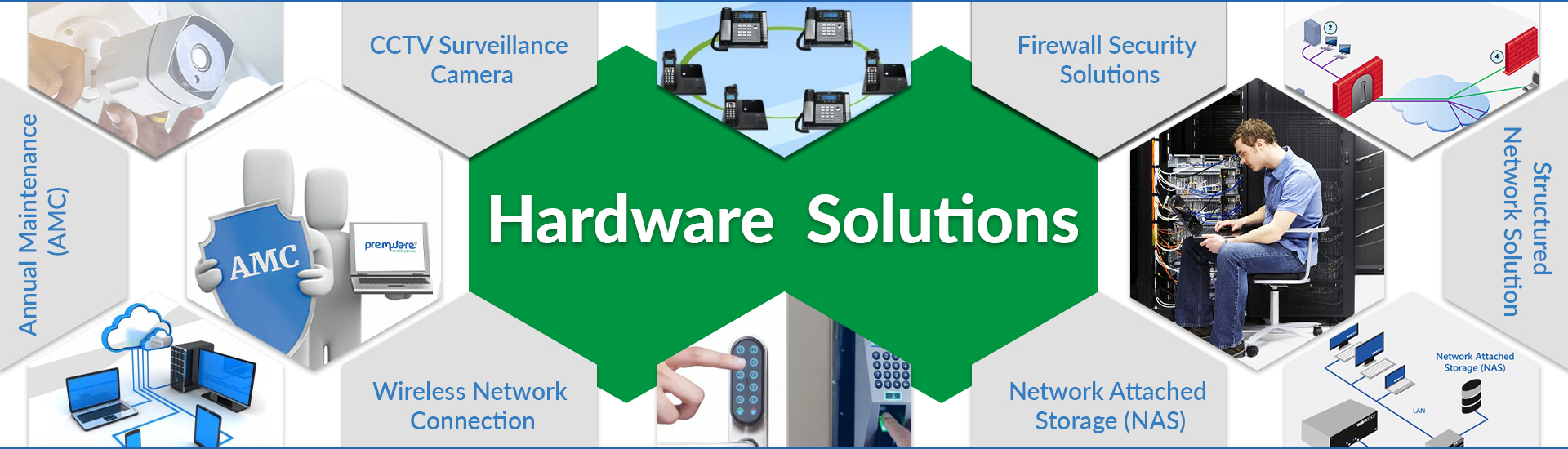 Hardware Solutions in Surat Gujarat India - Premware