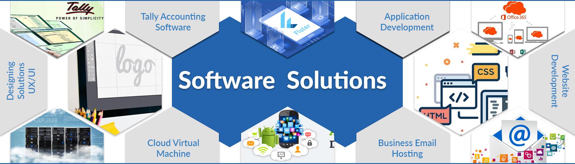 Software Solutions in Surat Gujarat India - Premware Services