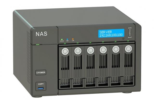 NAS Storage in Surat, Gujarat - Premware Services